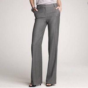 J. Crew Hutton High Rise Wide Leg Trouser 4